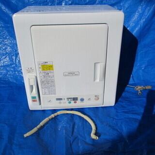日立 衣類乾燥機 4.5kg  DE-N45FX 2014年製 ...