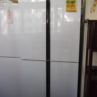 ID:G896965 4ドア冷蔵庫468L(2019年ハイ…