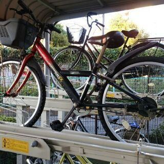 無料⚫️今日、明日引取り限定!自転車