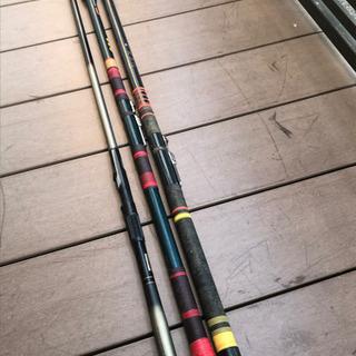 海釣り 竿 ロッド 3本