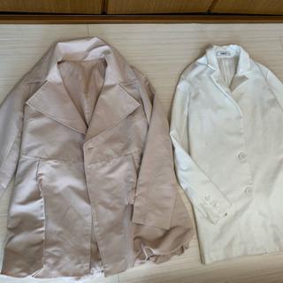 エゴイスト 薄手コート
