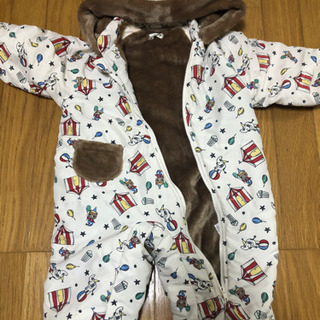 【70cm】キムラタン ピッコロジャンプスーツ