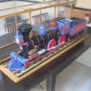 蒸気機関車  ジュピター号 ペーパークラフト
