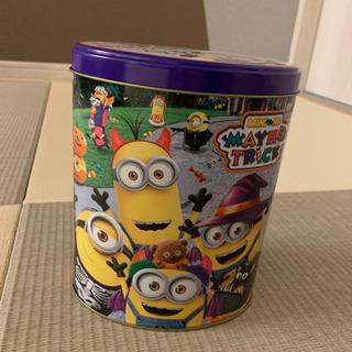 ミニオン 空き缶
