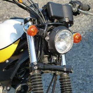 ヤマハ トリッカー TY-S FI  DG16  YAMAHA TRICKER XG250 現車確認OK 引き取り - バイク