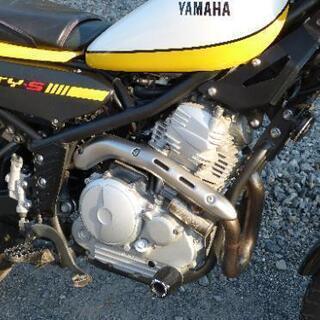 ヤマハ トリッカー TY-S FI  DG16  YAMAHA TRICKER XG250 現車確認OK 引き取り − 群馬県