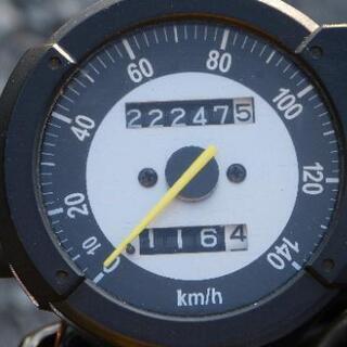 ヤマハ トリッカー TY-S FI  DG16  YAMAHA TRICKER XG250 現車確認OK 引き取り - 売ります・あげます