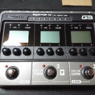 ZOOM G3 ver2.0 ギターエフェクト・アンプシミ…