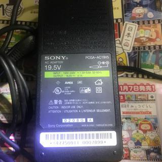 【中古】SONY用ACアダプタ