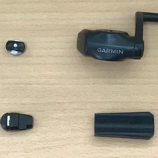 最終値下げ【超美品】ガーミン520J+スピードケイデンスセンサー+純正アウトフロントマウント+純正ケース - 自転車
