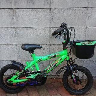 12インチ子供自転車
