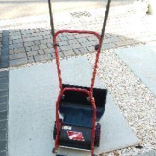 手動芝刈機バーディーモア GSB2000