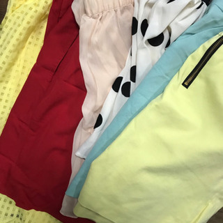 スカート 全部で100円