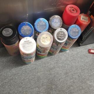 お取引中 激安 ボデーペイント 10本セット 缶スプレー