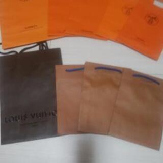 ブランド紙袋