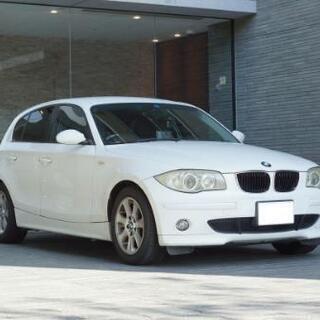 美車 車検長 BMW 118i 2006y 車検R3.5