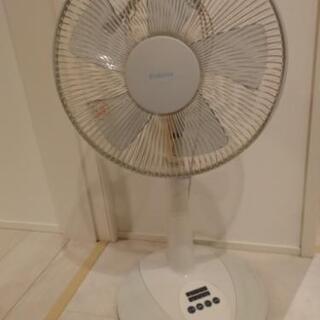扇風機 まだ使えます