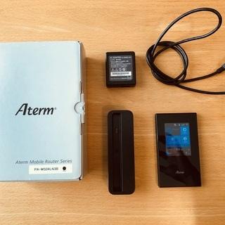 NEC Aterm モバイルルータ MR04LN PA-MS04...
