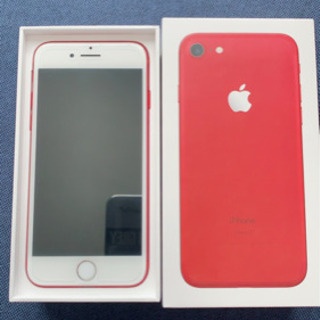 iPhone7 SIMフリー 128GB