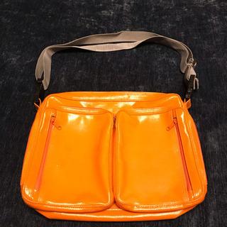 【ネット決済・配送可】美品 スナオクワハラ 2wayバッグ