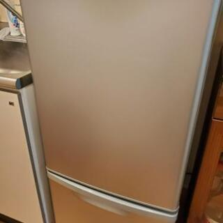 【お譲りします】Panasonic 冷蔵庫 138L