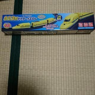 早い者勝ち!ドクターイエロー新幹線おもちゃ