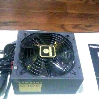 ①電源ユニット ENER MAX ERX 750AWT-DP ②...