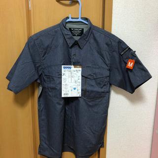 新品未使用。半袖シャツです!