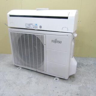 QB1402【冷暖房対応】ルームエアコン FUJITSU 14畳...