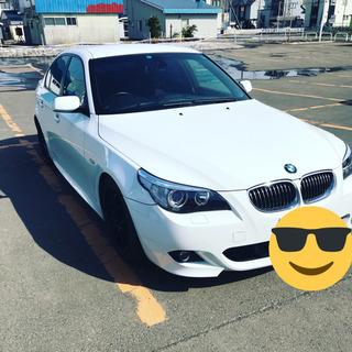 BMW525I Mスポーツジャンク