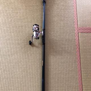 中古 投げ竿 Surf Master NAGE 33-390 と...