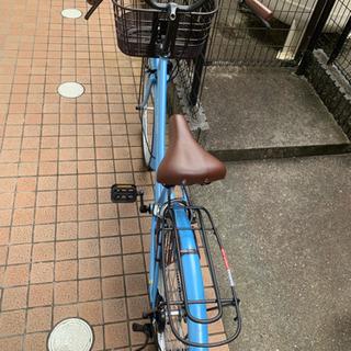 自転車 美品