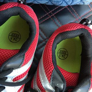 安全靴24.5
