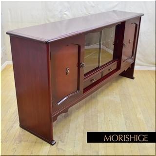 ◆morishige/モリシゲ/森繁◆桜材◆サイドボード キャビ...