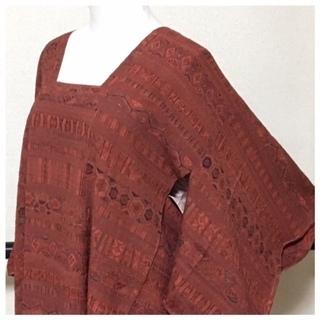 極上 未使用 美品 道行コート 高級呉服 こうけち織り 正絹 中古品