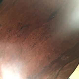 木製 丸テーブル