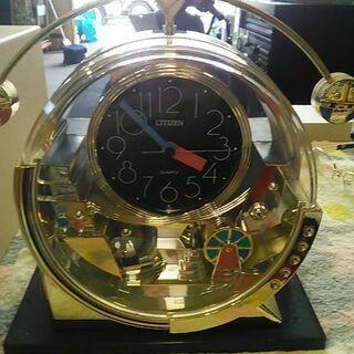 CITIZEN・置き時計