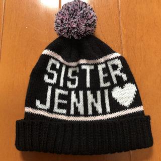 ジェニーFニット帽