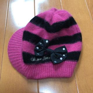 ジェニーニット帽