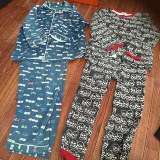 パジャマ長袖120㎝セット