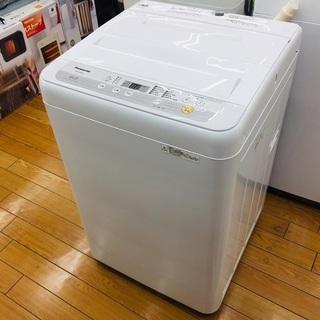 【トレファク鶴ヶ島店】Panasonic 6.0kg 全自動洗濯機