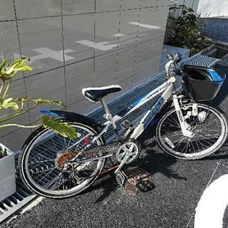 子ども 自転車 22インチ