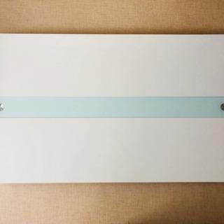 折り畳みテーブル(白)の画像