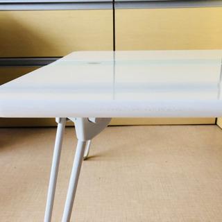 折り畳みテーブル(白) − 大阪府