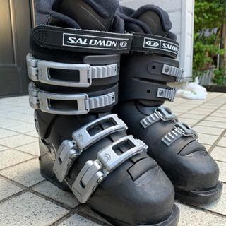 スキー スキー靴 SALOMON 23.5