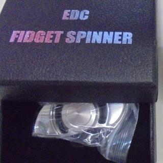EDC 指スピナー