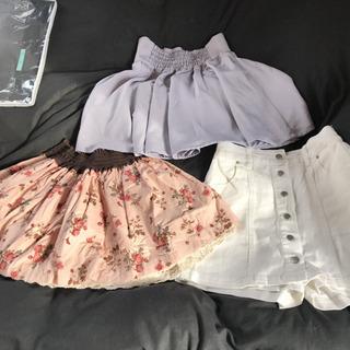 ブラウニースカート