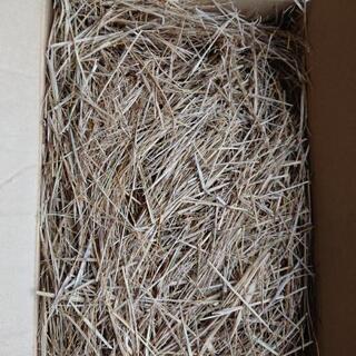 くず藁 堆肥作りにいかがでしょうか?