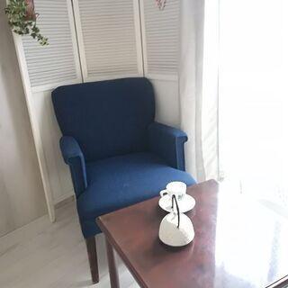 【11月中旬まで】アンティークソファ&テーブル