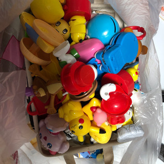 おもちゃ大量